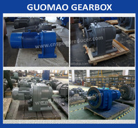 Single Phase & Three Phase Helical Gear Reducer
