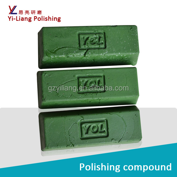 yiliang YOL 521 polish paste use with bleach wind wheel or cotton wheel