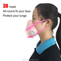 Design chemical protective mask