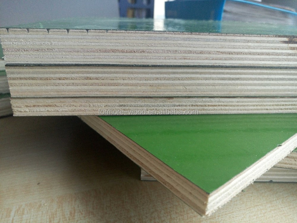 Film Faced Plywood / PVC Plywood / Plastic Coated Plywood