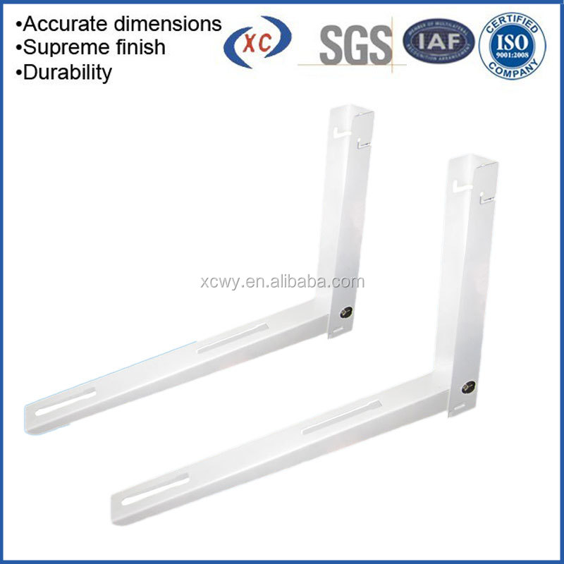 Powder coating air conditioner stand , split ac stand , ac outdoor unit stand