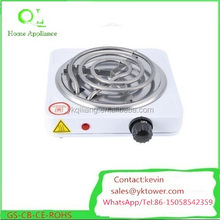1000Watts Electric cooking stove/electric hot plate