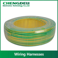 FEP / PFA / PTFE / ETFE / silicone rubber in bare copper Electrical Wire