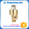 Water rotating connector/rotary joint/rotary union with the thicken copper shell