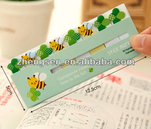 customied top sale bee stick marker