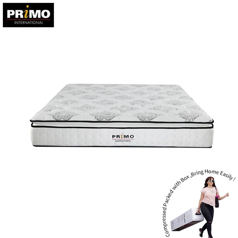 12 Inch floral latex hybrid mattress compressed,president mattress - Jozy Mattress | Jozy.net
