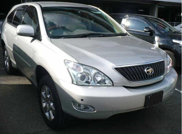 Toyota Harrier Lexus RX 4WD Japanese used car
