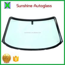 Hot sale window tempered auto glass