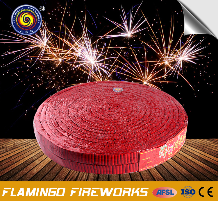 With Custom Logo and Color Red Crackers fireworks bomb firecrackers