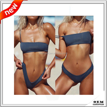custom girls sexy swimwear shiny swimwear manufacturers in bali