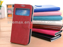 The Latest Electronics Flip Cover Folio Case For Samsung Galaxy S4MINI
