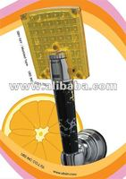 Vitamin C Showerhead / Waffle (Marbled type / Yellow)