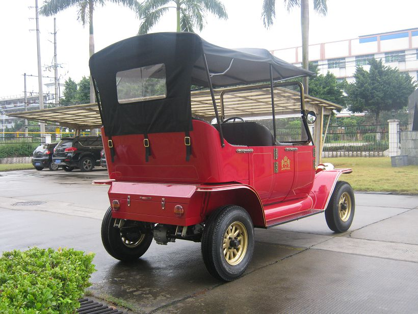 New royal 5 seater vintage bubble car prices electric golf cart with CE certificate