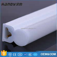China manufacturer pc cover 4w 6w 10w 14w t5 led tube light housing