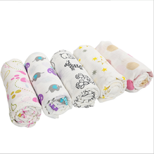 Infant Newborn Baby Blanket Quilt Swaddle Wrap Sleeping Bag Warm Cotton bag for baby