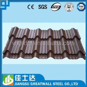Ppgi china factory galvalume roofing panels/sheets