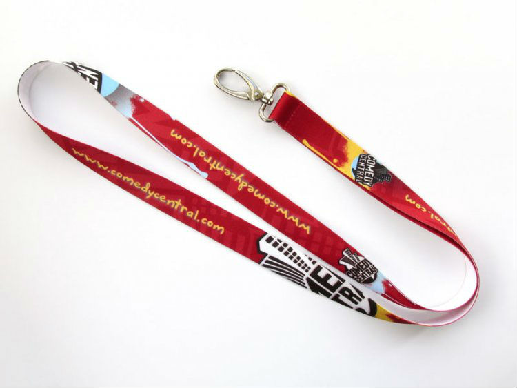 SUBLIMATION PRINTED LANYARDS