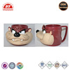 HOT SALE devil warner bbros looney tunes 3d plastic mug cup