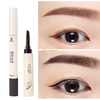 3D Professional Eyebrow Pencil with Eyebrow Powder and Eyebrow Dye