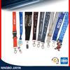 Custom Manufacture Wholesale Polyester Ncek Lanyard