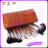 EYA 22pcs high quality artist makeup brush set