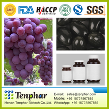 GMP Factory Pure Grape Seed Oil Extract Softgel