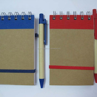 Eco Friendly Recycled School Note Book