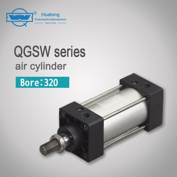 QGSG series stable performance dust environment customized cylinder