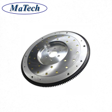 High Performance Grey Iron Sand Casting Race Flywheel