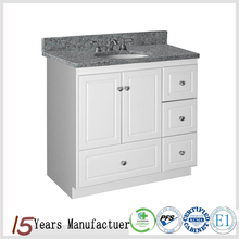 Inexpensive 45 Inch Commercial Double Sink Bathroom Vanity