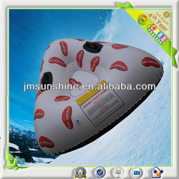 inflatable single tube