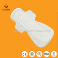 Heavy flow maternity airlaid paper +SAP paper sanitary pad
