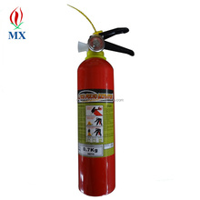 convenient used portable 0.5kg 0.7kg small mini car fire extinguisher extintores