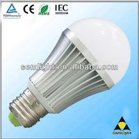 2 Years Warranty 7W LED Bulb Light Housing For Residential And Commerical(SEM-B71-02)
