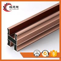 2017 new product good quality extrusion z profile aluminium