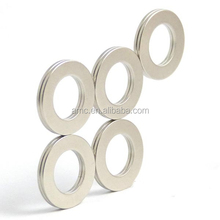 multipole ring neodymium magnet radial magnetization ndfeb ring magnet