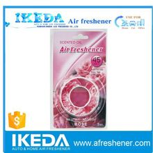 Wholesale OEM Vent Clip Liquid Car Air Freshener Customized Scent