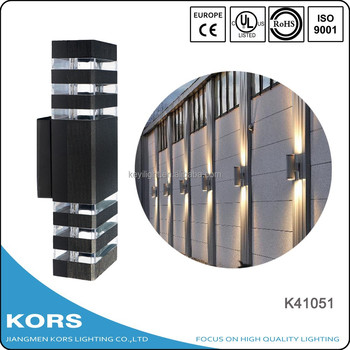 surface mount led wall light outdoor