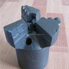 water well drilling PDC drag bit/ 3 blades PDC bit/ 3 wings drag bit
