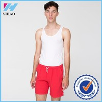 Trade assurance Dongguan Yihao Italian Sports Apparel Manufacturer Men's Cheap Crossfit Shorts Gym Clothing 2015