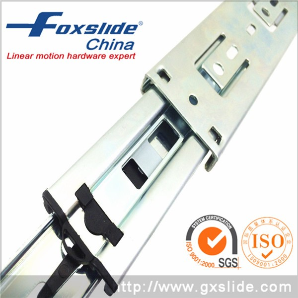 China Supplier Drawer Slide Soft Close For Furniture Hardware Tool Cabinet