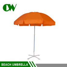 Large design indian outdoor anti uv palm tree custom windproof japanese garden parasol sun beach umbrella parts for beach