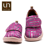 UIN Pencil New Velcro Style Nice Look factory Kids Shoes For Children