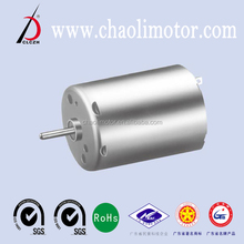30.8mm 12v CL-RF370CA DC Motor for pedestal fan/ model trains/slot car brushes