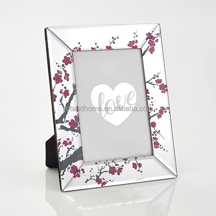 4r full sexy mother of pearl photo frame