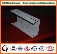 High Quality Pre Galvanized Metal Slotted Steel Cable Tray Prices