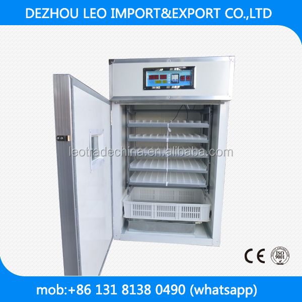 LEO-440 Best Quality poulty egg incubators for sale/chicken incubator