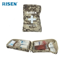emergency medical treatment camping military first aid kit