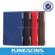 Wholesale Alibaba Waterproof and Shockproof Tablet Cover for Ipad Air Stand PU Leather Tablet Case