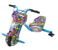 New Hottest outdoor sporting drifting tricycle scooter from china dabao as kids' gift/toys with ce/rohs